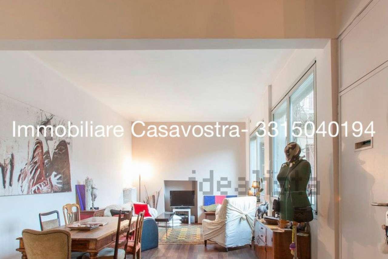 Loft open space in Vendita a Milano 06 Italia / Porta Romana / Bocconi / Lodi: 4 locali, 140 mq