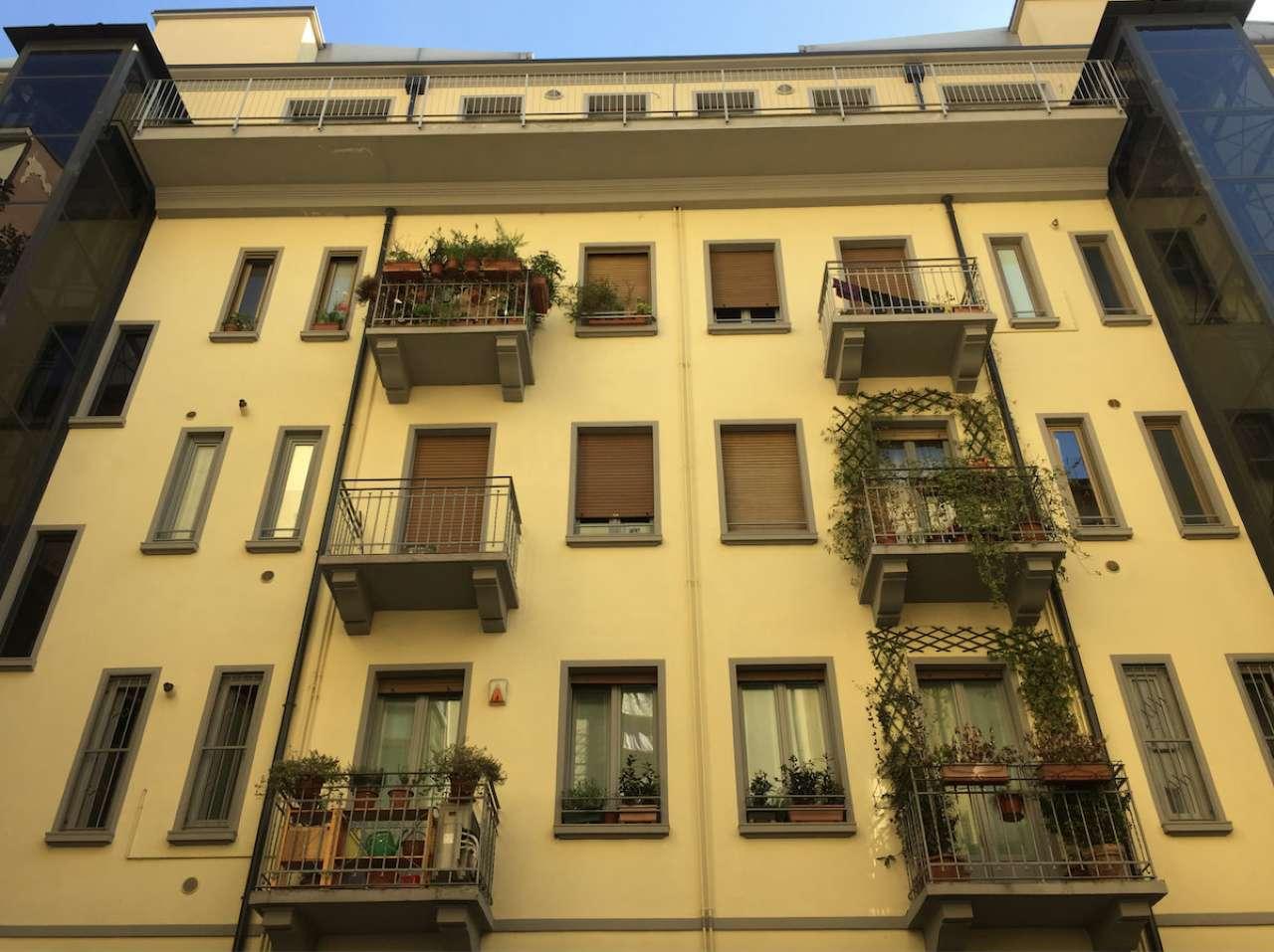 Attico in Vendita a Milano 17 Marghera / Wagner / Fiera: 4 locali, 135 mq