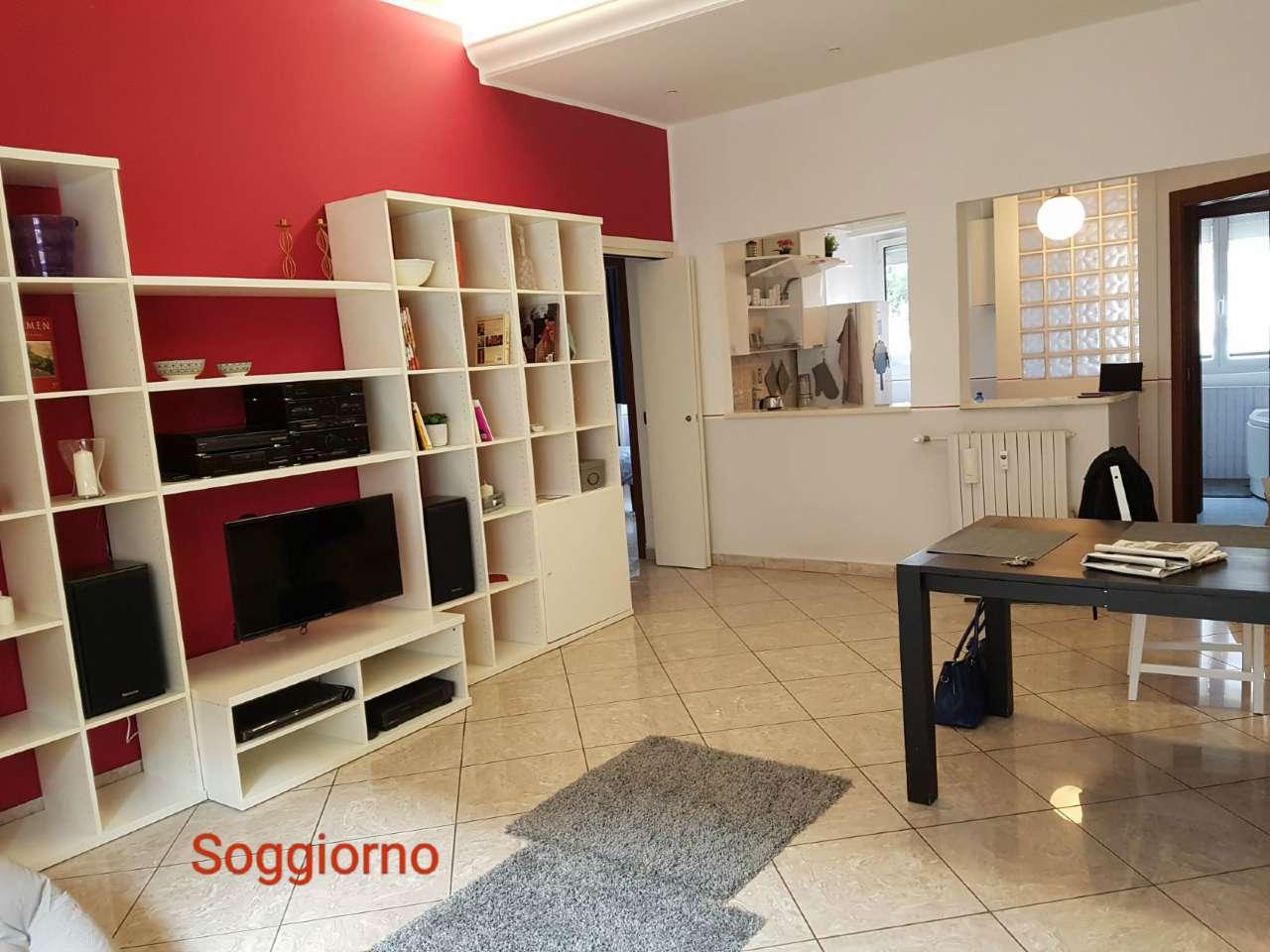 Appartamento in Affitto a Milano 17 Marghera / Wagner / Fiera: 3 locali, 90 mq