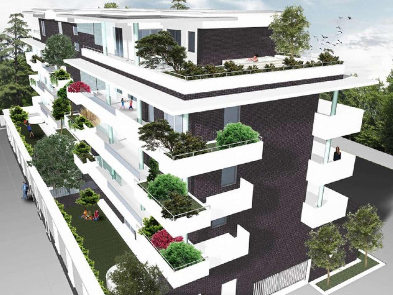 Appartamento in Vendita a Busto Arsizio:  4 locali, 190 mq  - Foto 1