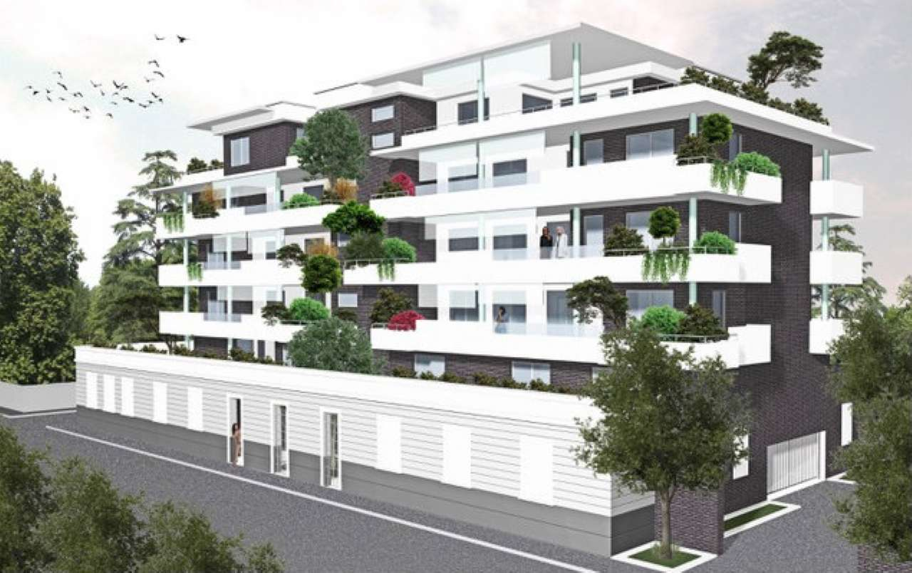 Appartamento in Vendita a Busto Arsizio: 4 locali, 189 mq