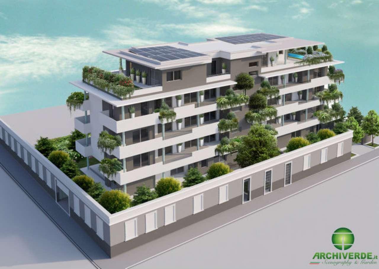Appartamento in Vendita a Busto Arsizio: 4 locali, 152 mq