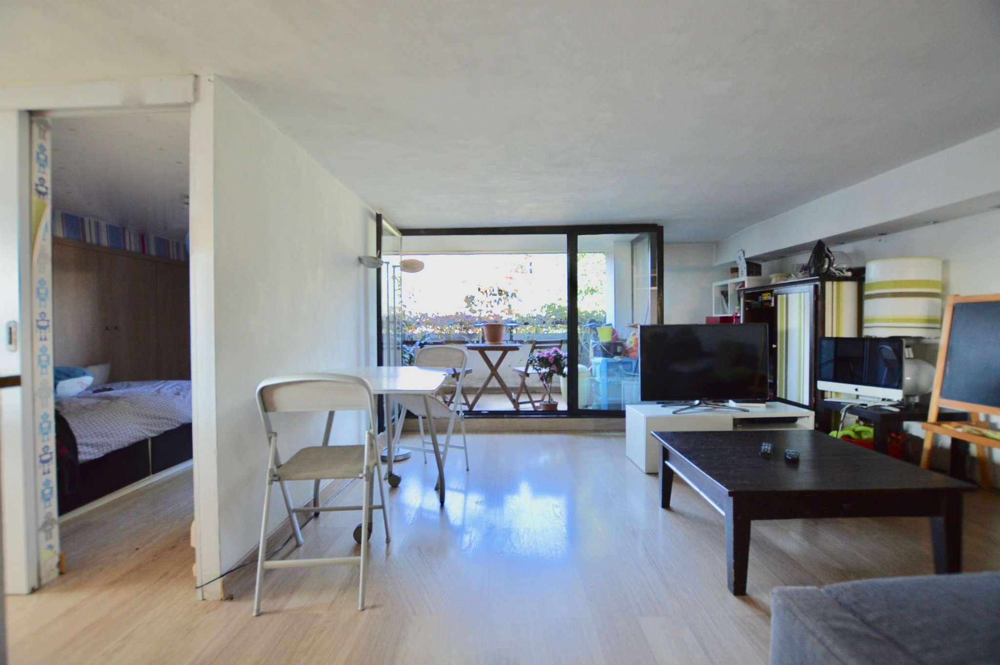 Appartamento in Vendita a Milano 18 Ippodromo / San Siro / Zavattari:  2 locali, 82 mq  - Foto 1