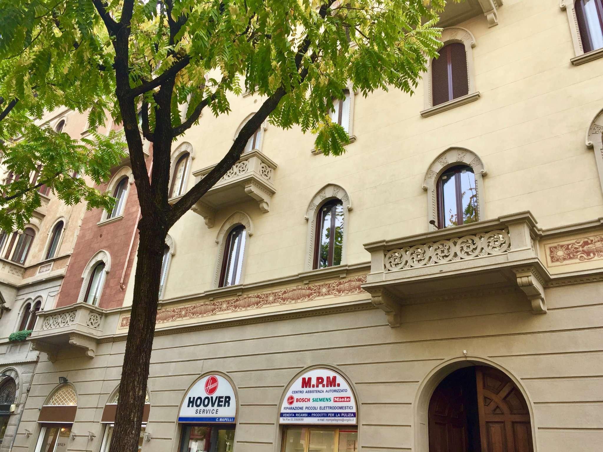 Appartamento in Affitto a Milano 17 Marghera / Wagner / Fiera:  2 locali, 52 mq  - Foto 1