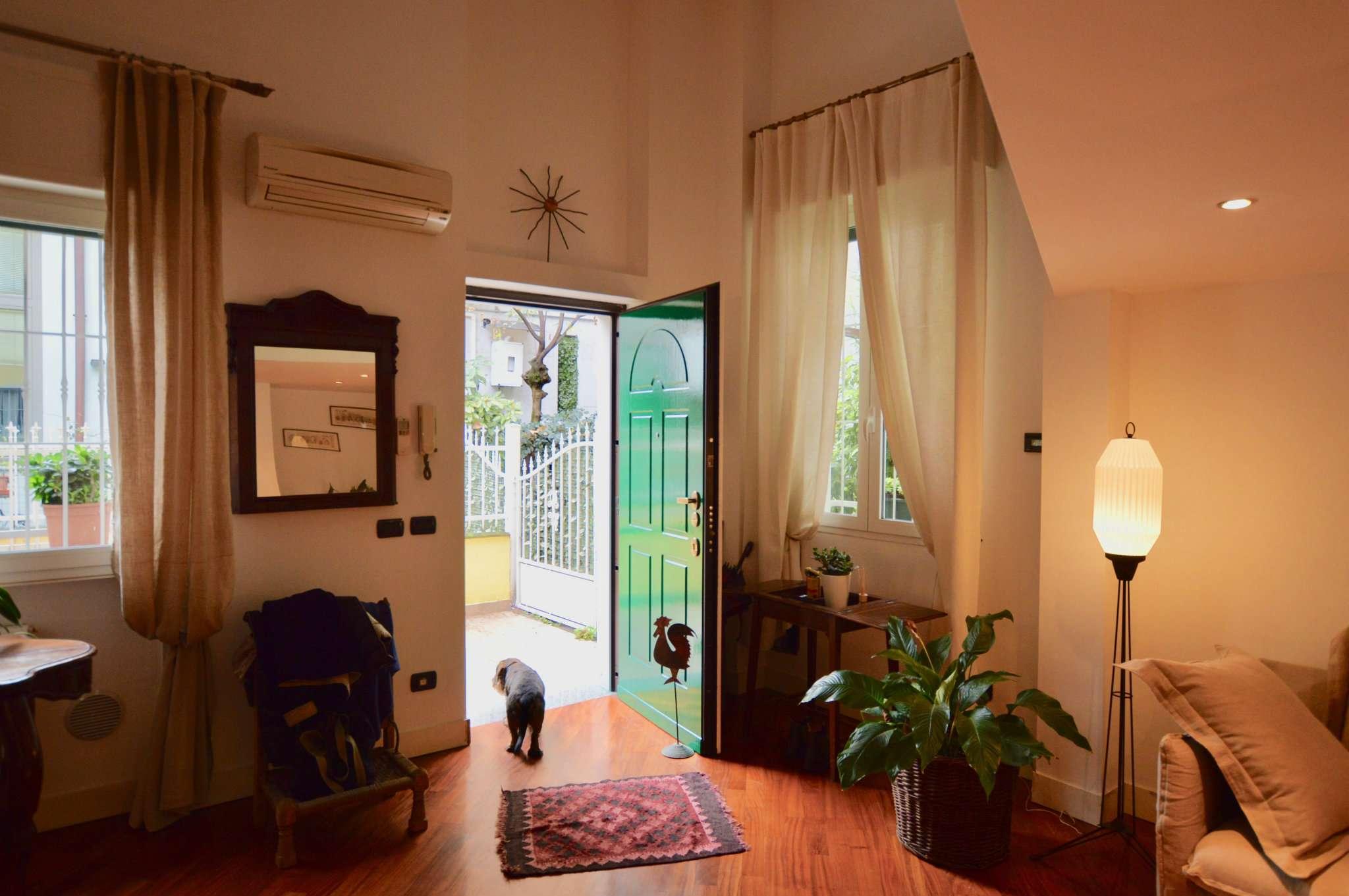Loft open space in Vendita a Milano 06 Italia / Porta Romana / Bocconi / Lodi: 4 locali, 195 mq
