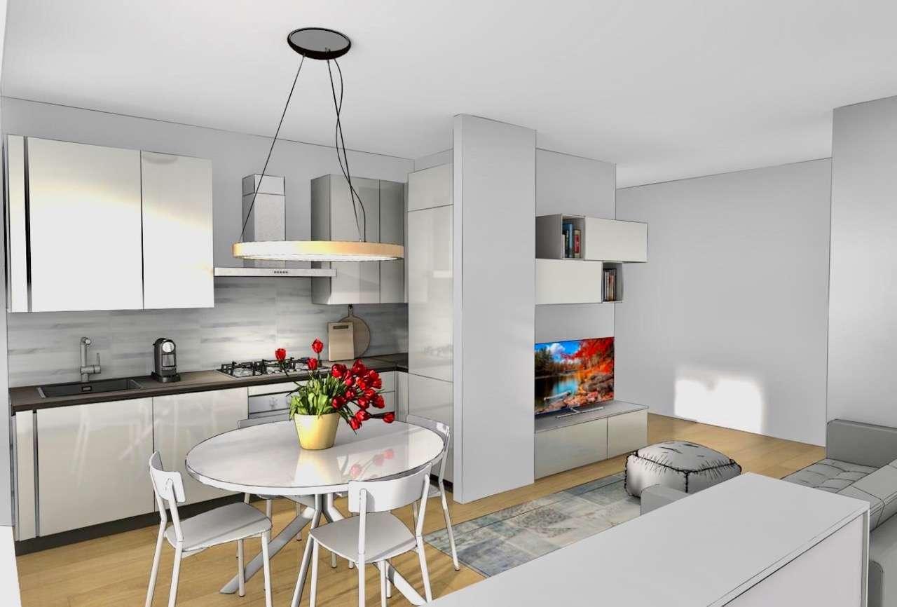 Appartamento in Vendita a Milano 01 Centro storico (Cerchia dei Navigli): 3 locali, 80 mq