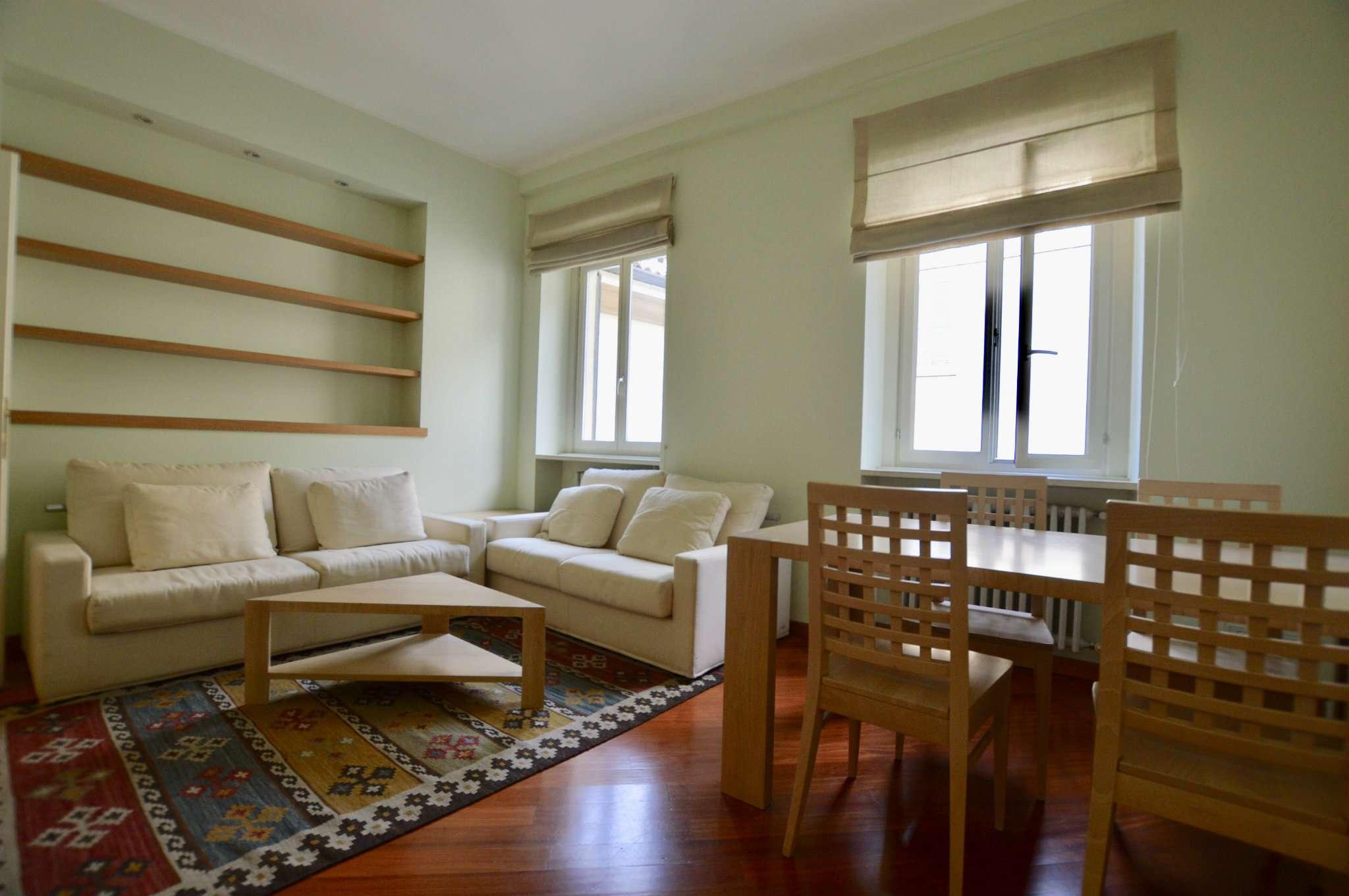 Appartamento in Affitto a Milano 01 Centro storico (Cerchia dei Navigli): 2 locali, 60 mq
