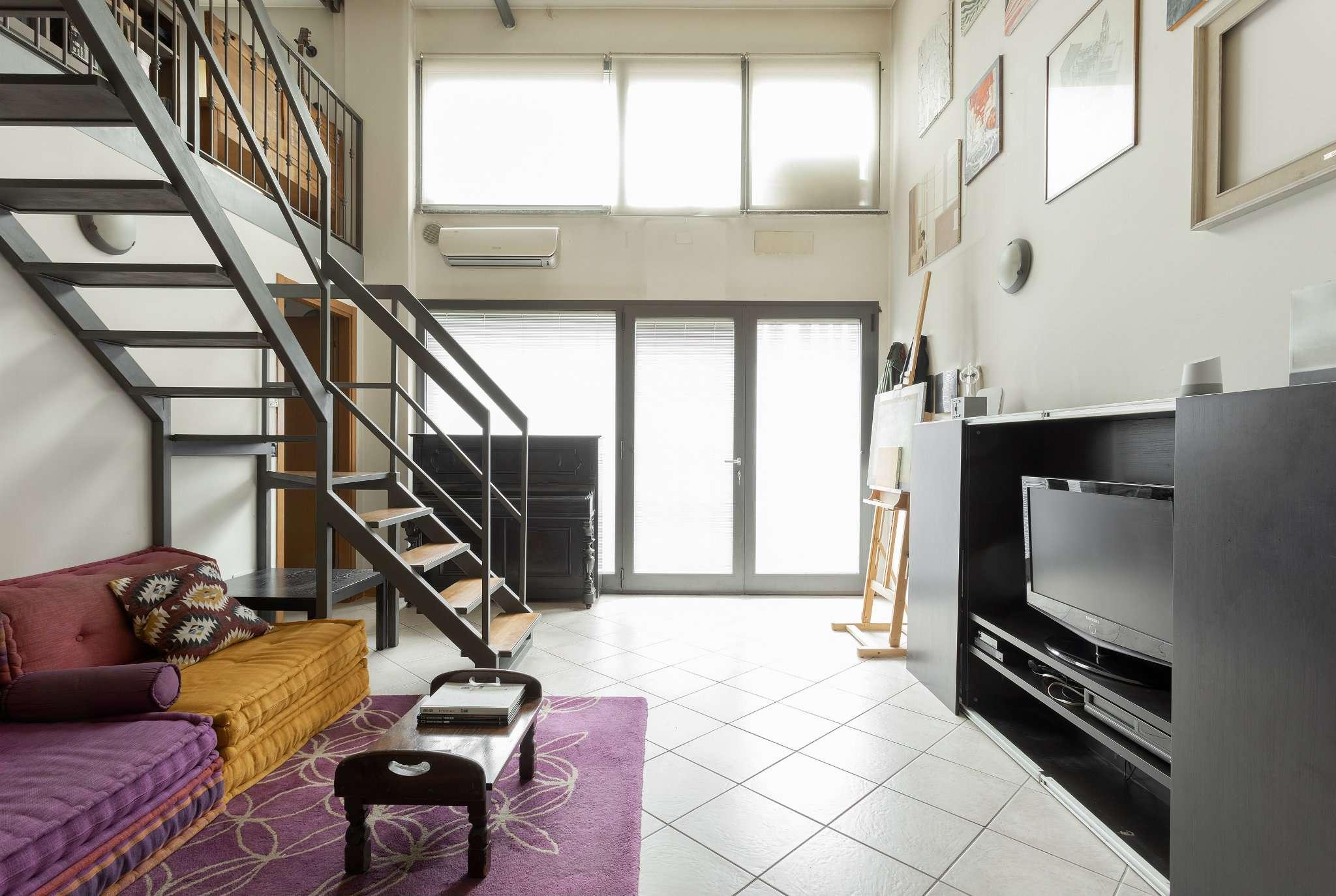 Loft open space in Vendita a Milano 30 Niguarda / Bovisasca / Testi / Bruzzano / Affori / Comasina: 2 locali, 65 mq