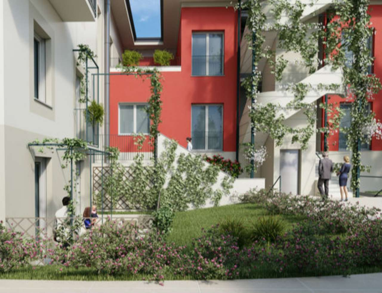 Appartamento in Vendita a Milano 20 Bicocca / Crescenzago / Cimiano: 3 locali, 106 mq