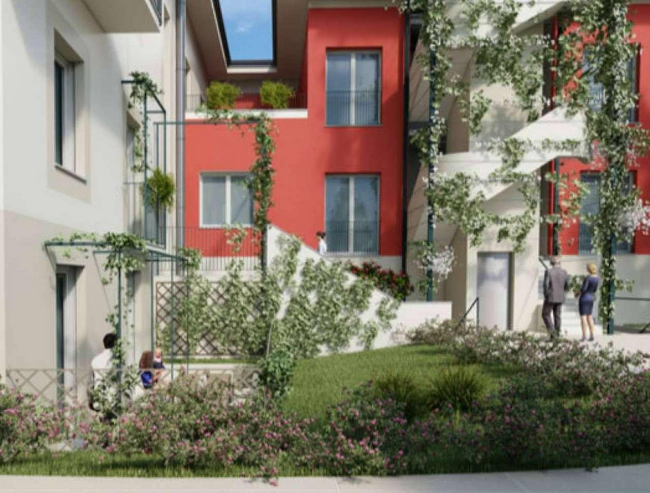 Appartamento in Vendita a Milano 20 Bicocca / Crescenzago / Cimiano: 3 locali, 107 mq