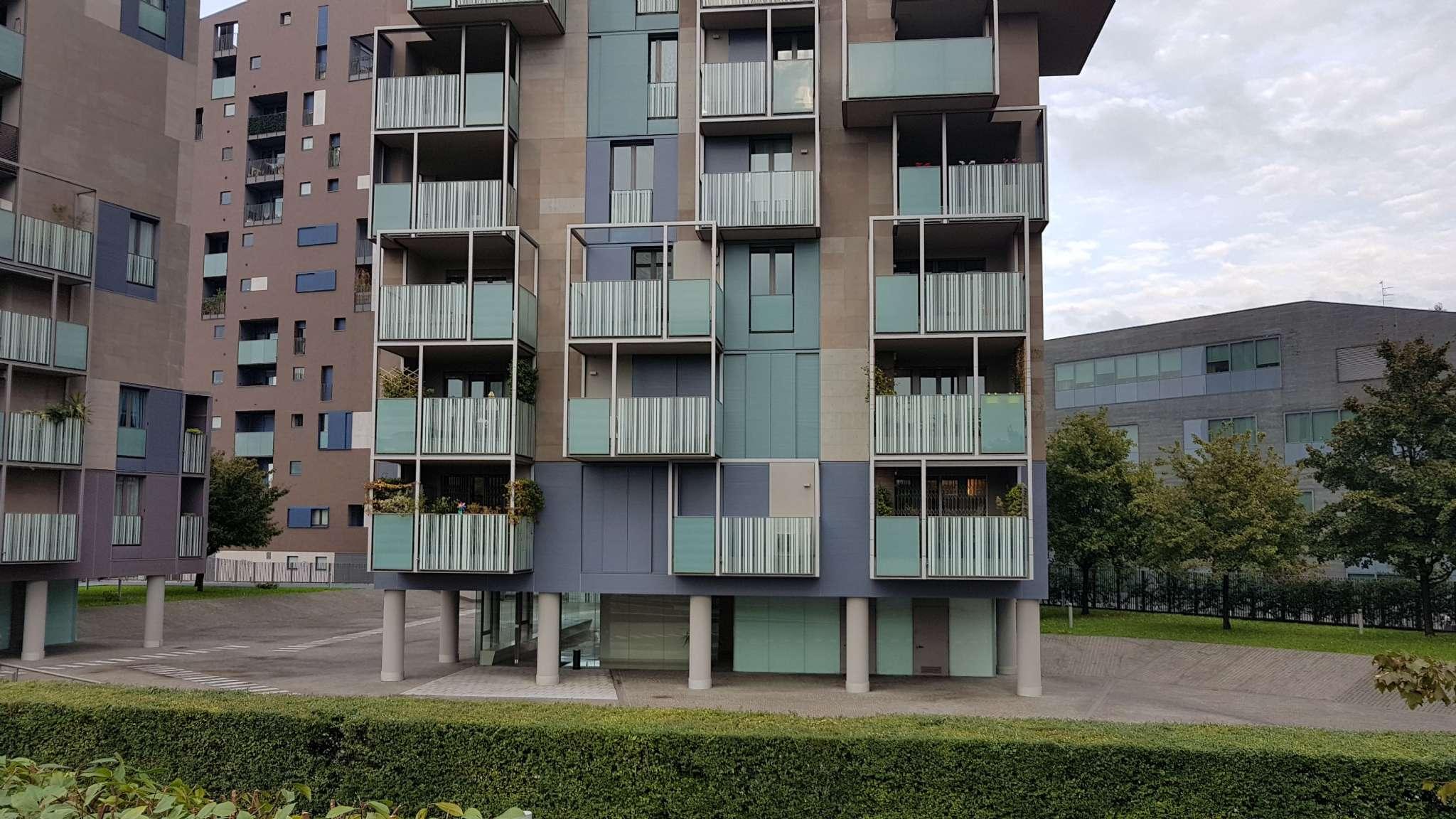 Appartamento in Vendita a Milano 17 Marghera / Wagner / Fiera: 1 locali, 50 mq