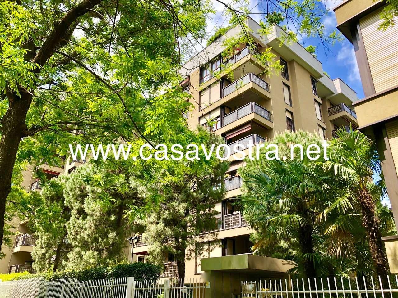 Appartamento in Vendita a Milano 17 Marghera / Wagner / Fiera: 3 locali, 100 mq
