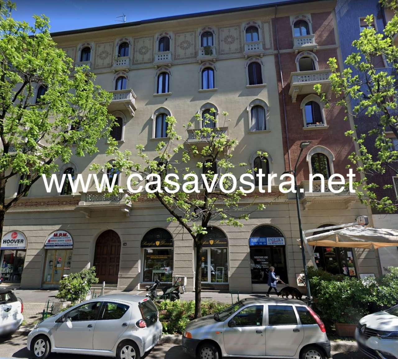 Negozio-locale in Affitto a Milano 17 Marghera / Wagner / Fiera: 2 locali, 58 mq