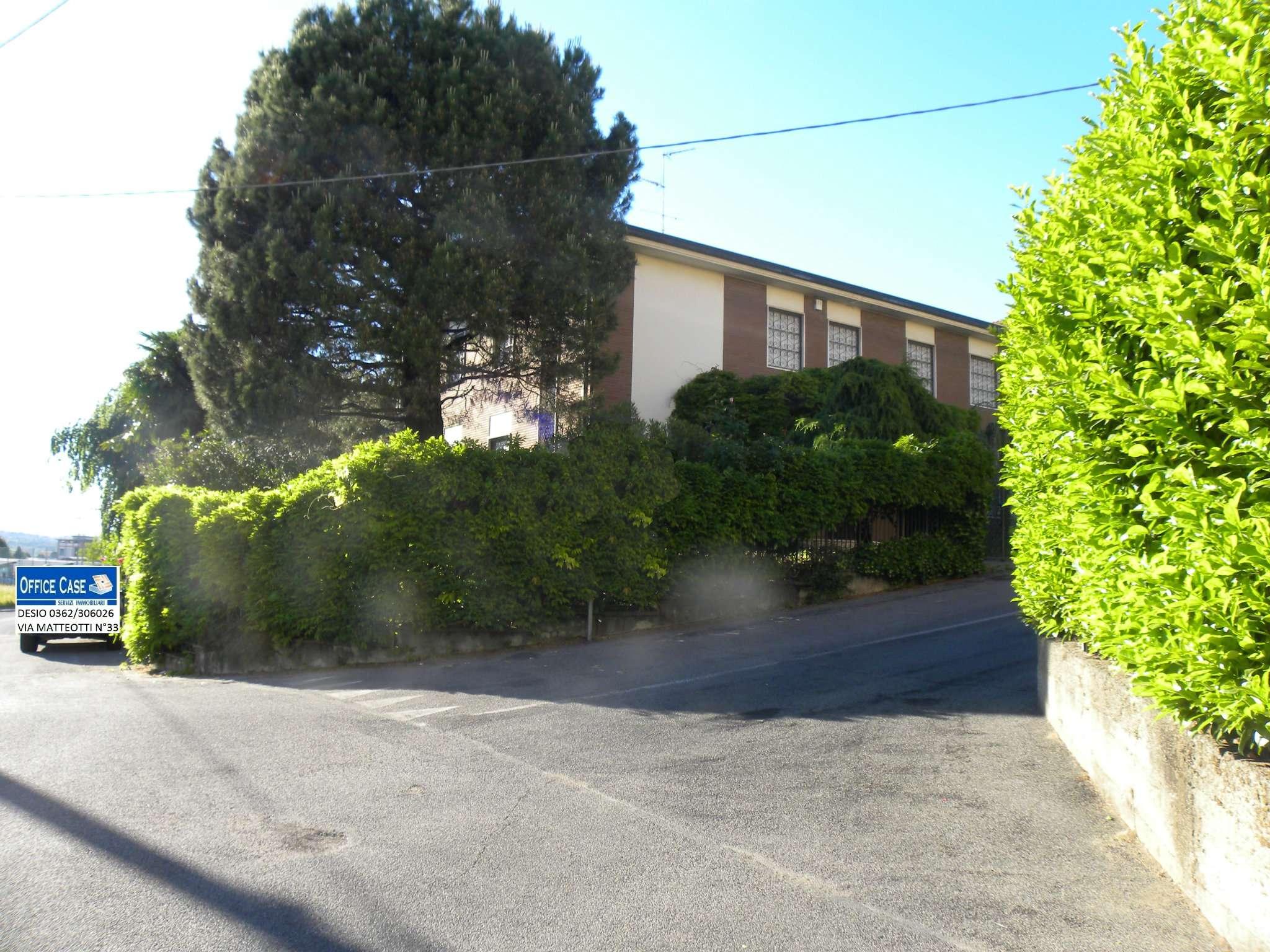 Villa in vendita a Renate, 6 locali, prezzo € 380.000 | Cambio Casa.it