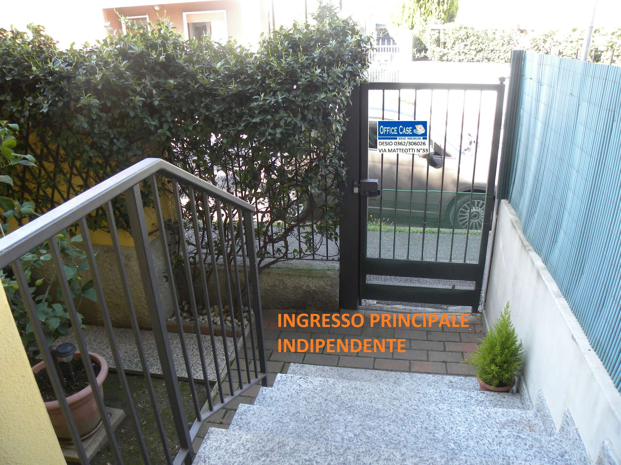Soluzione Indipendente in vendita a Desio, 2 locali, prezzo € 150.000 | Cambio Casa.it