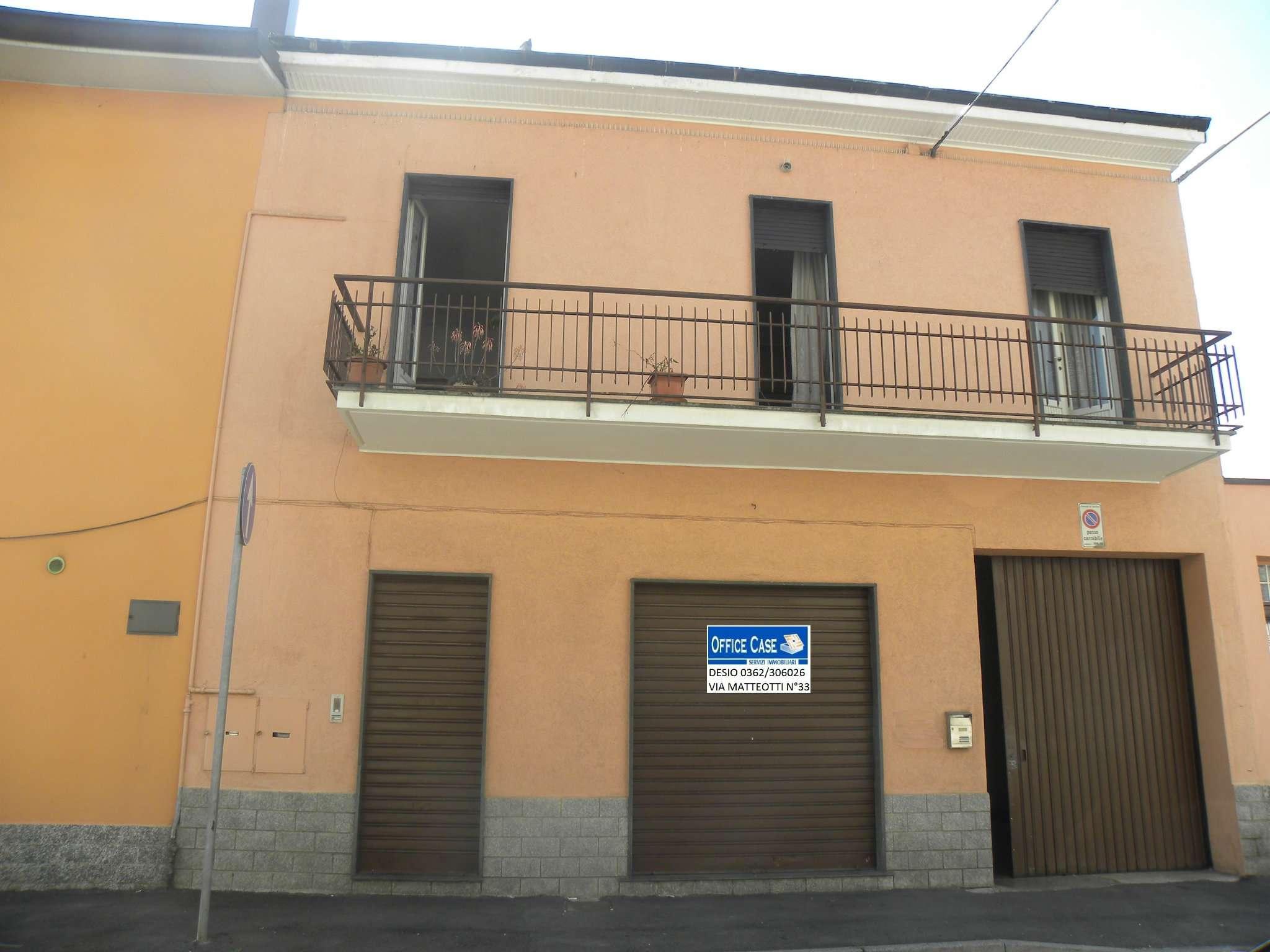 Soluzione Indipendente in vendita a Desio, 6 locali, prezzo € 250.000 | CambioCasa.it