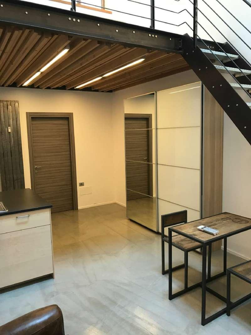 Loft / Openspace in affitto a Torino, 2 locali, zona Zona: 1 . Centro, Quadrilatero Romano, Repubblica, Giardini Reali, prezzo € 580 | CambioCasa.it