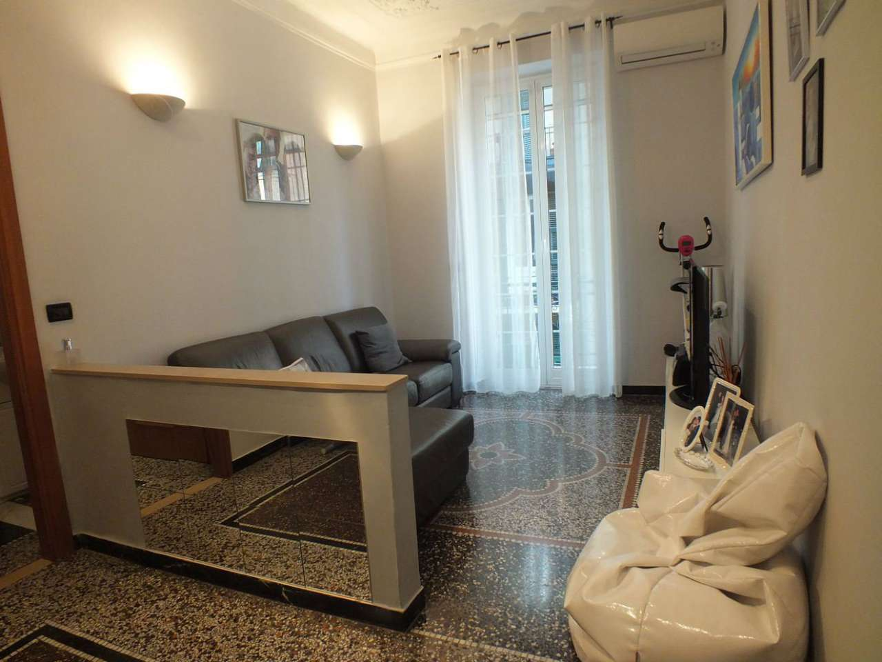 Appartamento in vendita a Genova, 5 locali, zona Zona: 13 . Sestri Ponente, Medio Ponente, prezzo € 129.000 | Cambio Casa.it