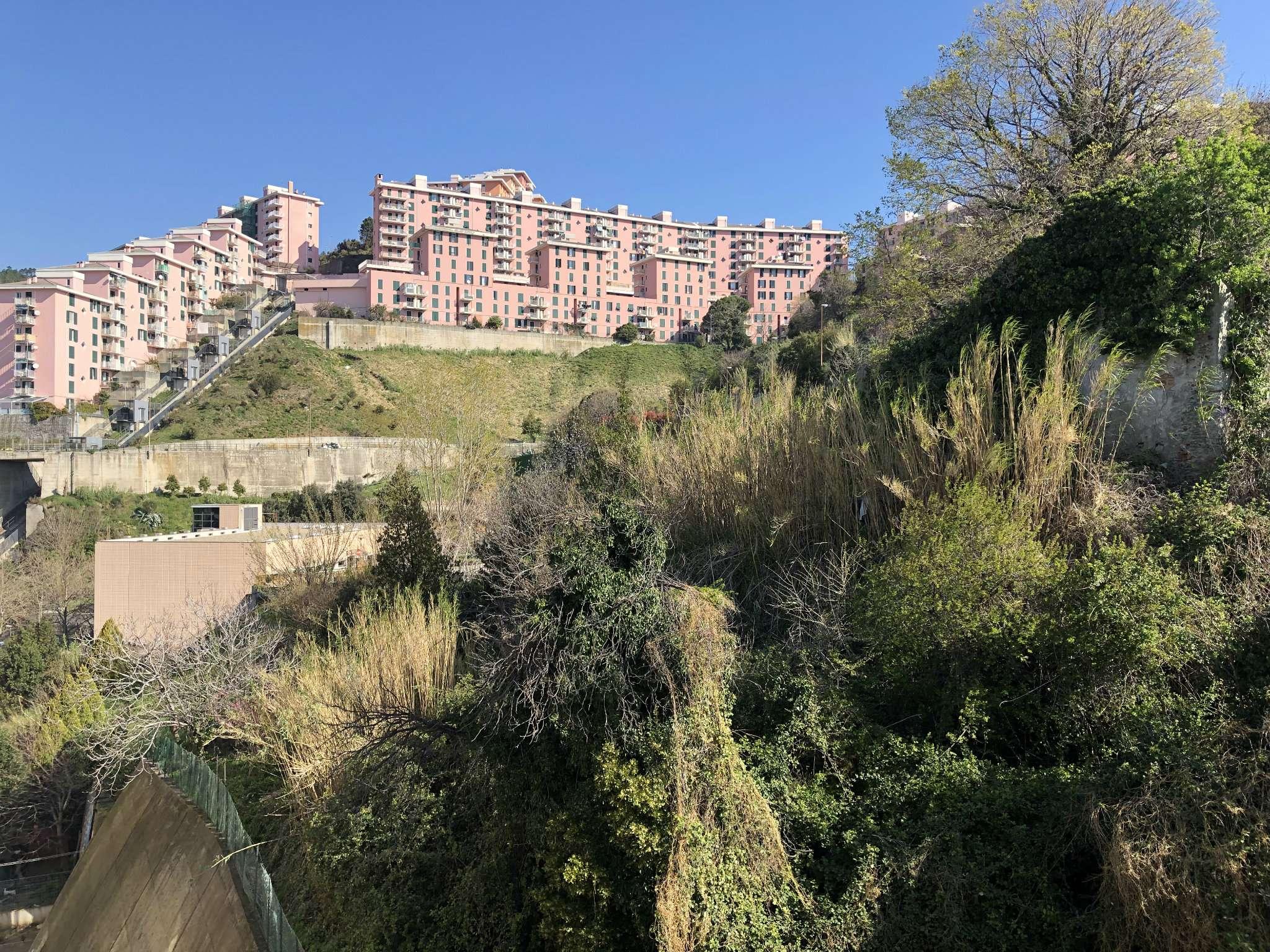 Foto 1 di Appartamento via Montanella, Genova (zona Palmaro)