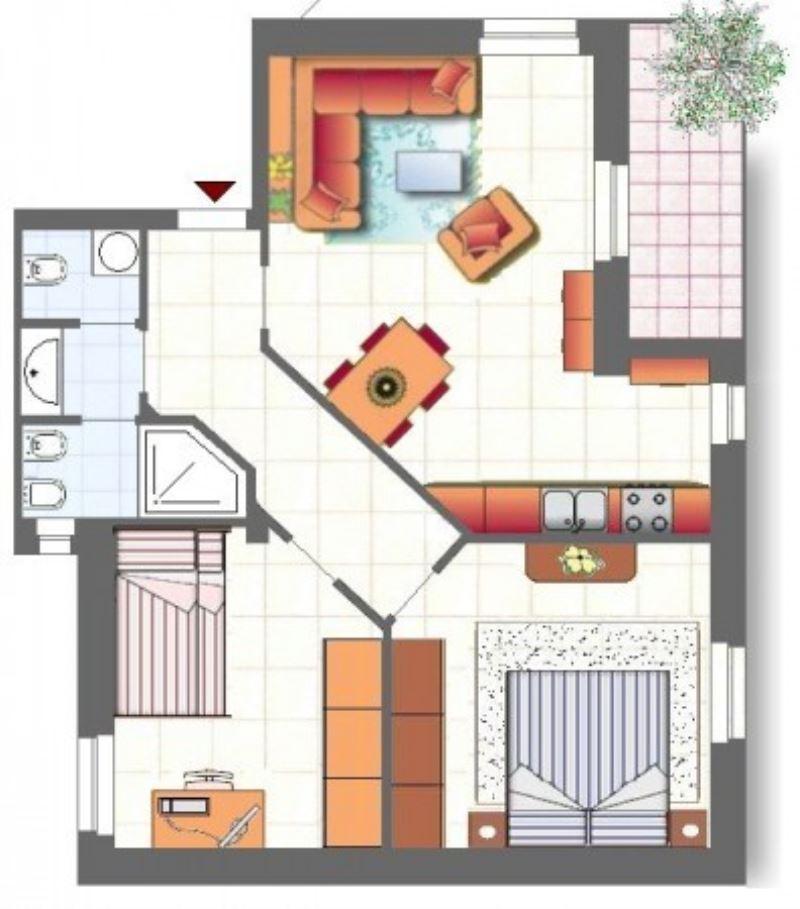 Appartamento in vendita a Gallarate, 9999 locali, prezzo € 160.000 | Cambio Casa.it