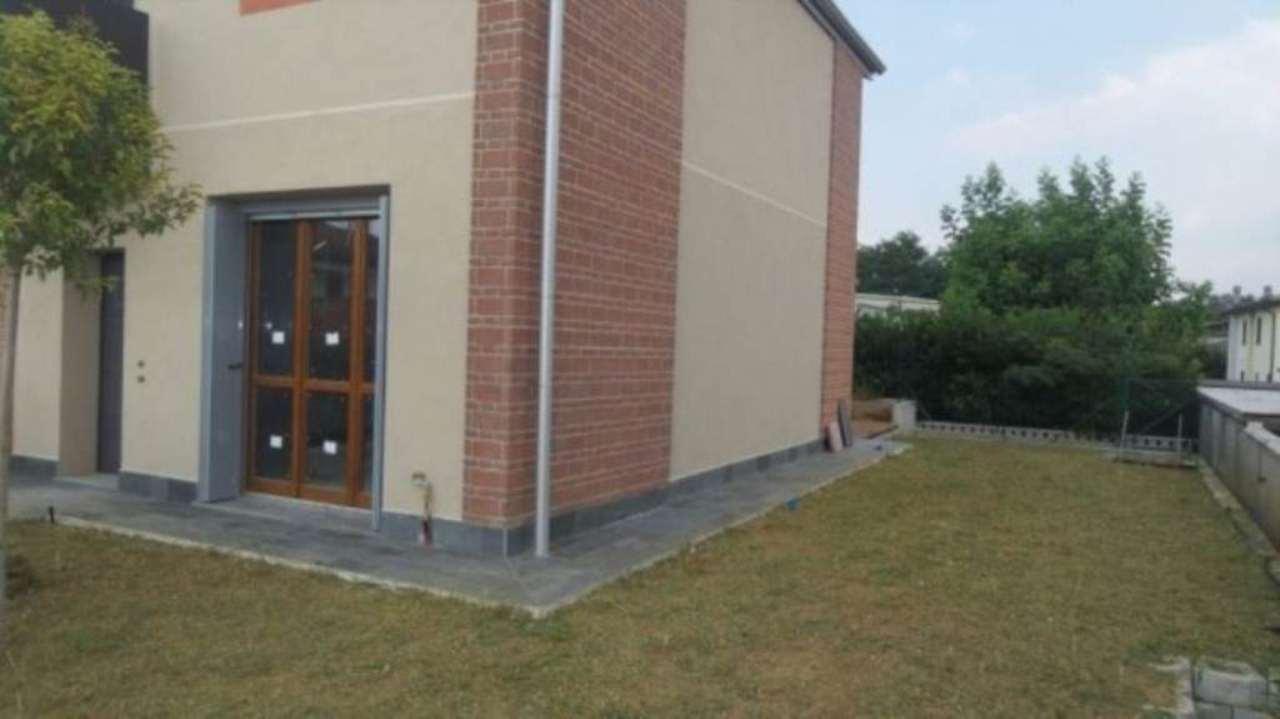 Villa a Schiera in vendita a Oggiona con Santo Stefano, 4 locali, prezzo € 249.000 | Cambio Casa.it