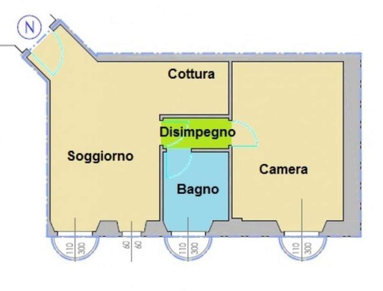 Bilocale Viggiù Via Roma 10