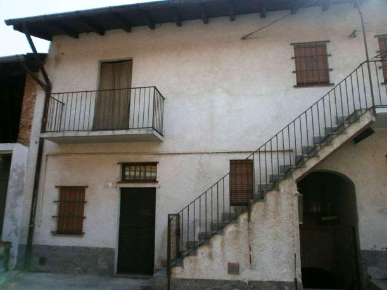 Soluzione Semindipendente in vendita a Solbiate Arno, 4 locali, prezzo € 89.000 | Cambio Casa.it
