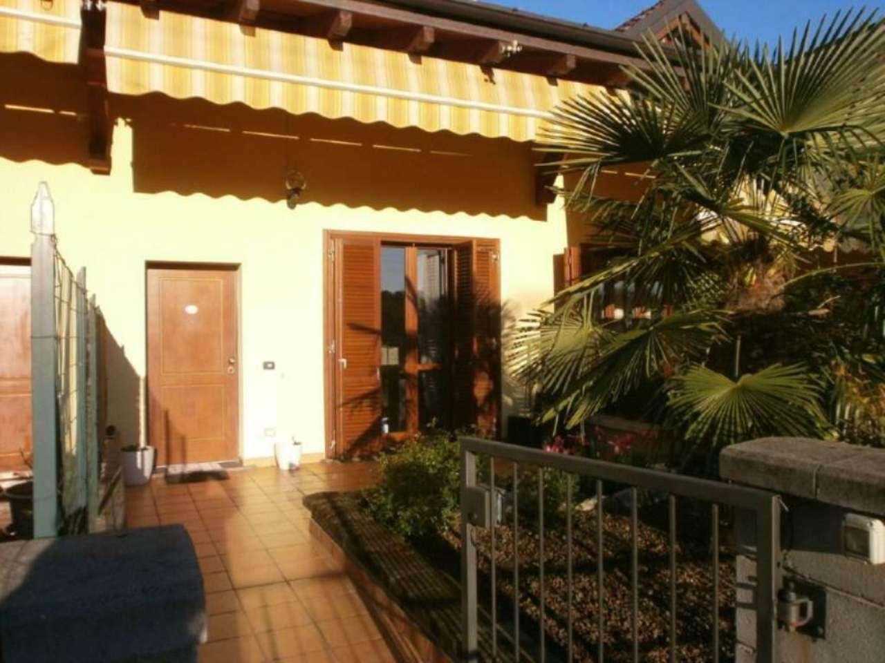 Villa a Schiera in vendita a Solbiate Arno, 4 locali, prezzo € 193.000 | Cambio Casa.it