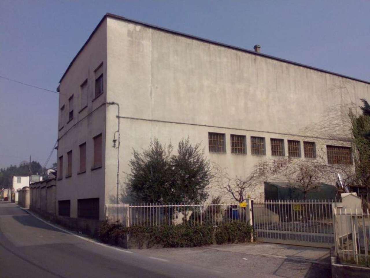 Capannone in vendita a Solbiate Arno, 10 locali, prezzo € 1.100.000 | CambioCasa.it
