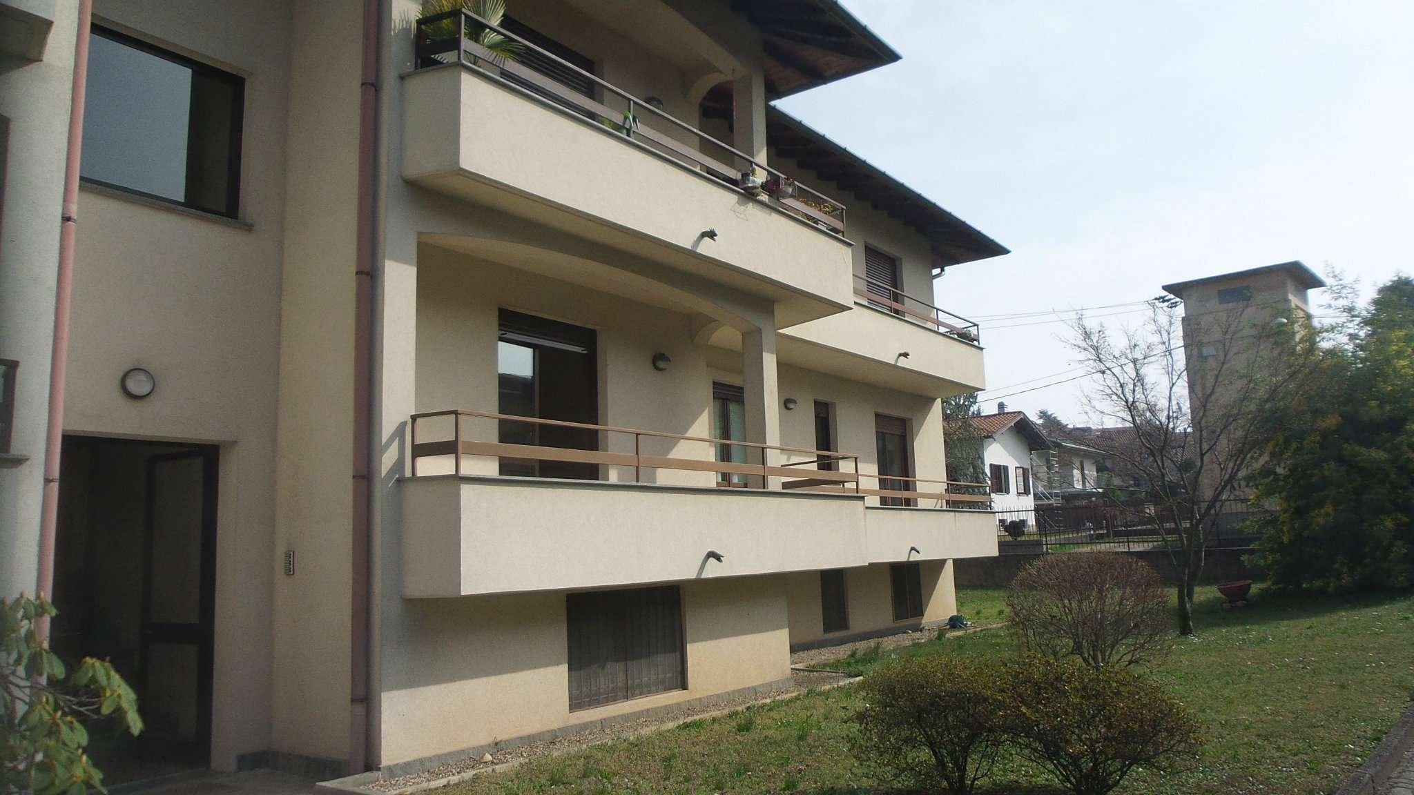 Appartamento in vendita a Solbiate Arno, 4 locali, prezzo € 195.000 | CambioCasa.it