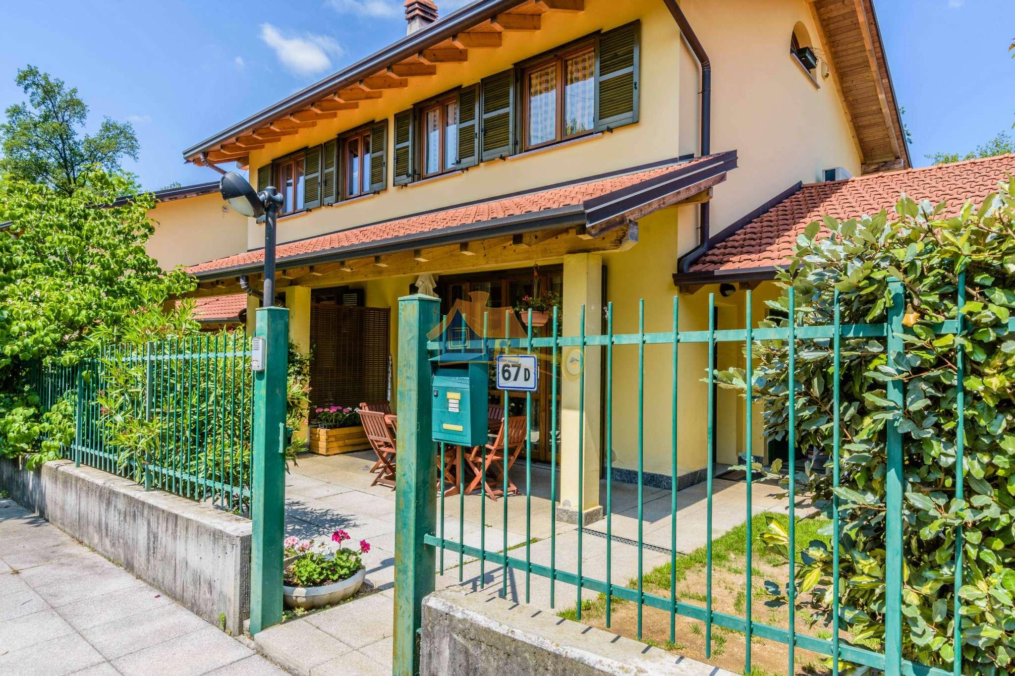 Soluzione Semindipendente in vendita a Castronno, 3 locali, prezzo € 198.000 | Cambio Casa.it