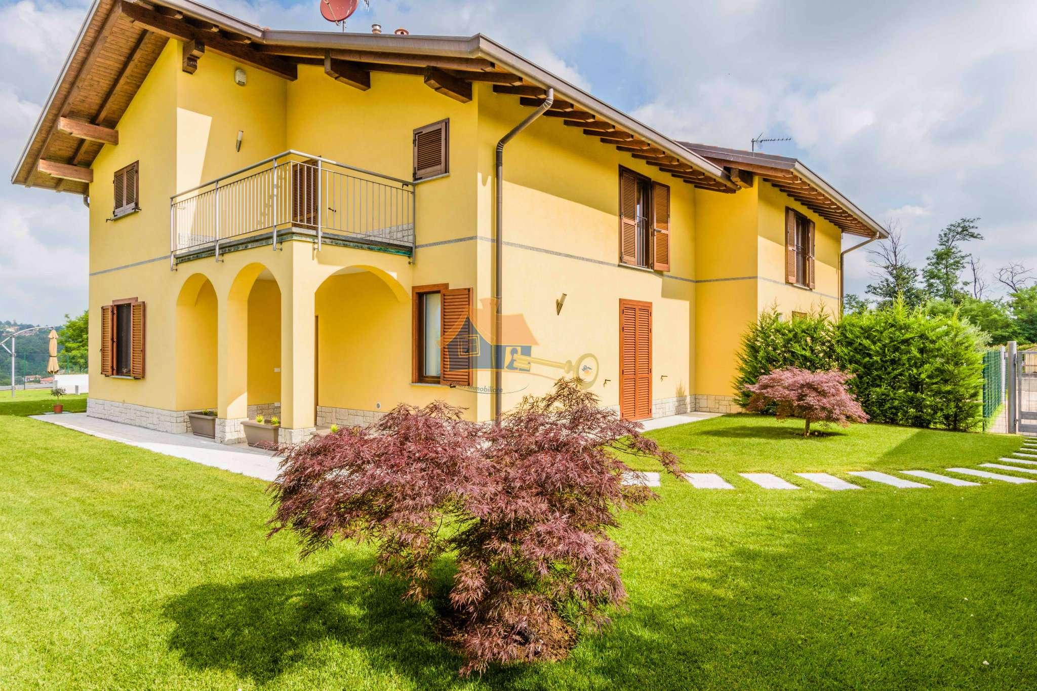 Soluzione Indipendente in vendita a Solbiate Arno, 4 locali, prezzo € 390.000 | CambioCasa.it
