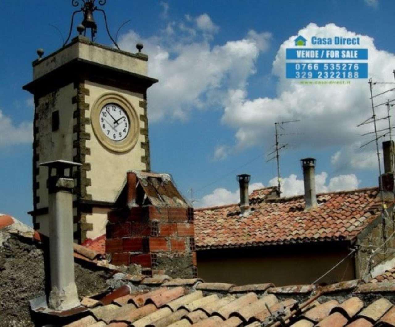 Appartamento in vendita a Piansano, 3 locali, prezzo € 39.000 | Cambio Casa.it