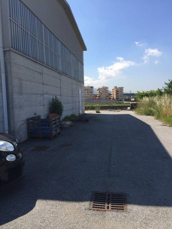 Pomigliano d'Arco Affitto CAPANNONE Immagine 1