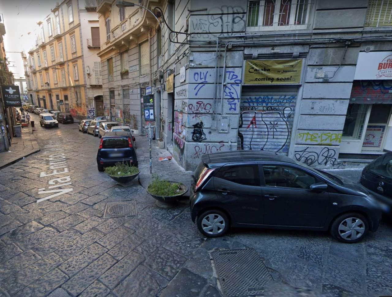 Napoli Affitto APPARTAMENTO Immagine 1