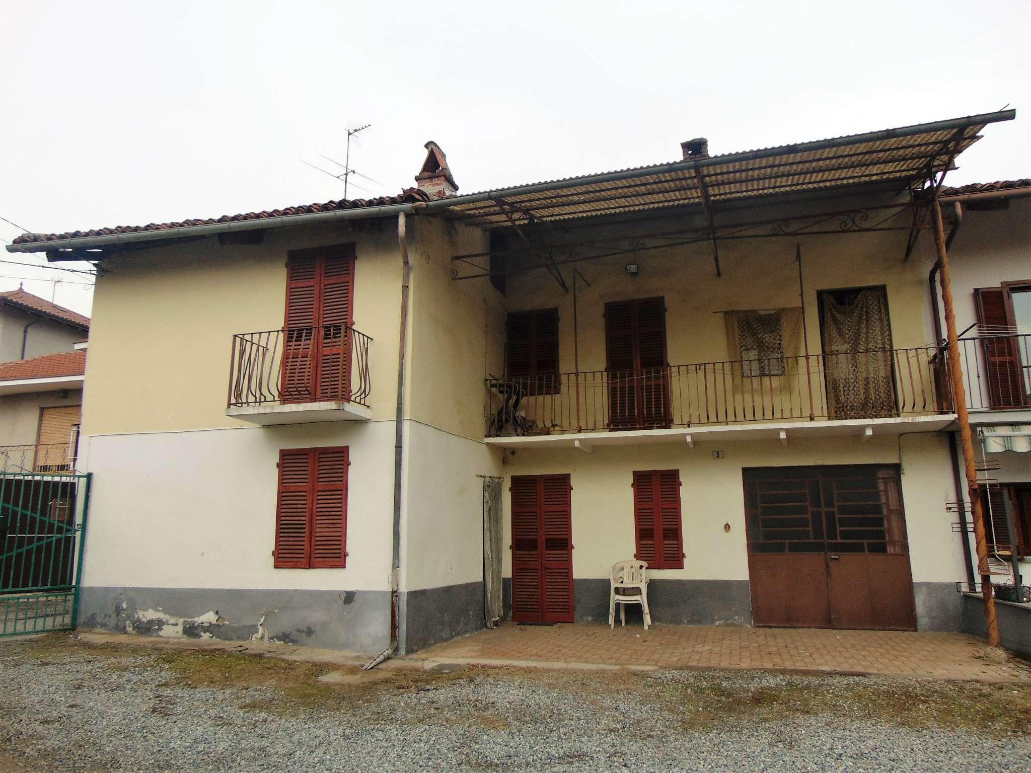 Soluzione Indipendente in vendita a Villarbasse, 6 locali, prezzo € 98.000 | Cambio Casa.it
