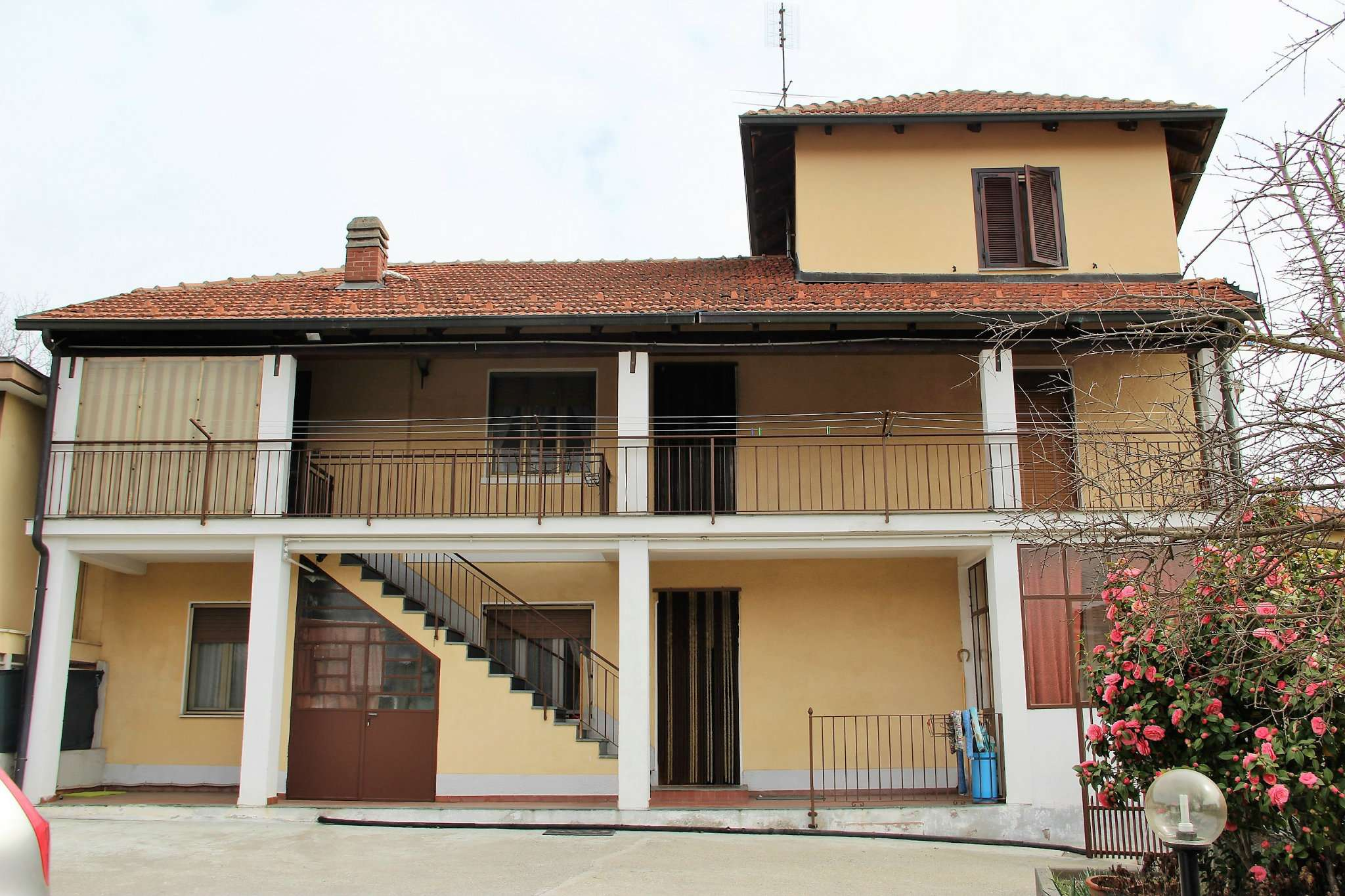 Soluzione Indipendente in vendita a Villarbasse, 6 locali, prezzo € 249.000 | Cambio Casa.it