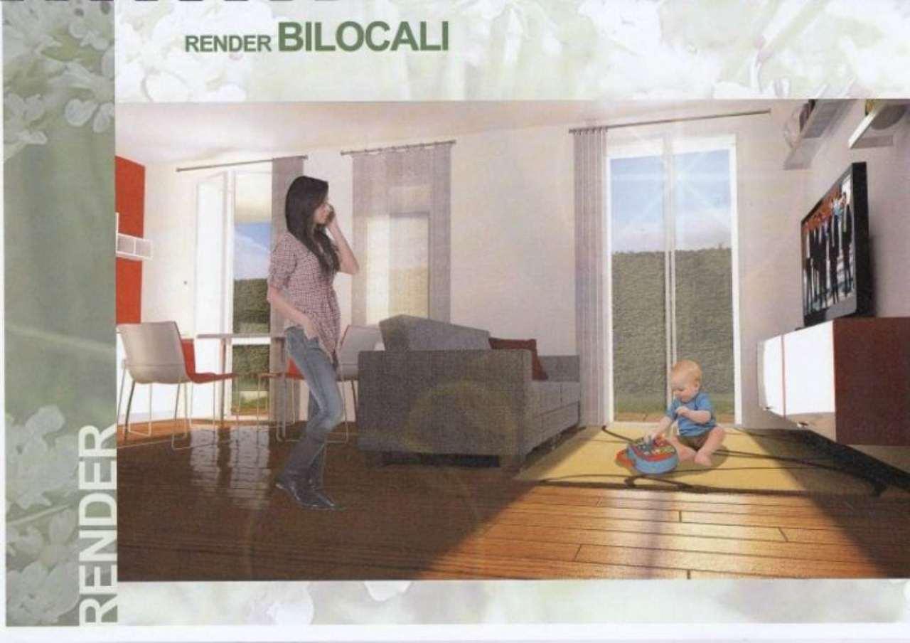 Bilocale Monza Via Giambattista Pergolesi 9