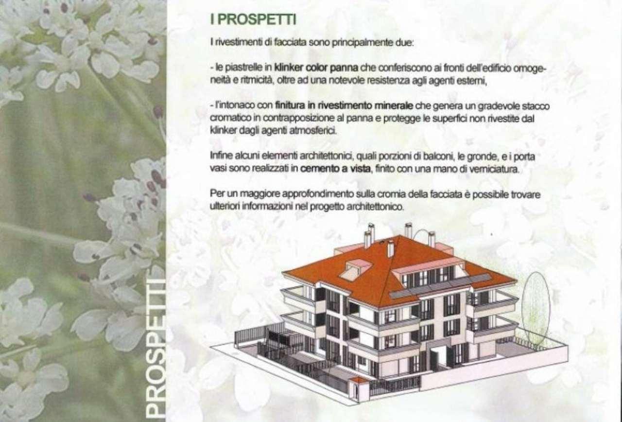 Bilocale Monza Via Giambattista Pergolesi 11