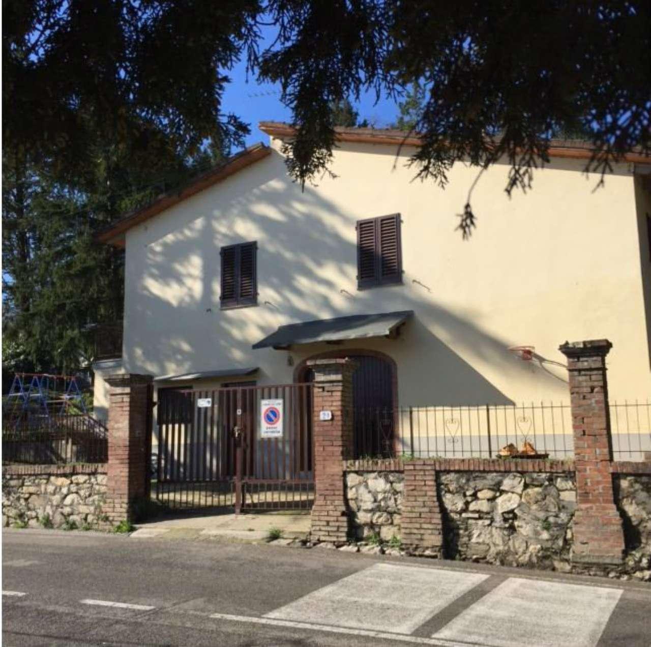 Soluzione Indipendente in vendita a Rignano sull'Arno, 5 locali, prezzo € 250.000 | CambioCasa.it