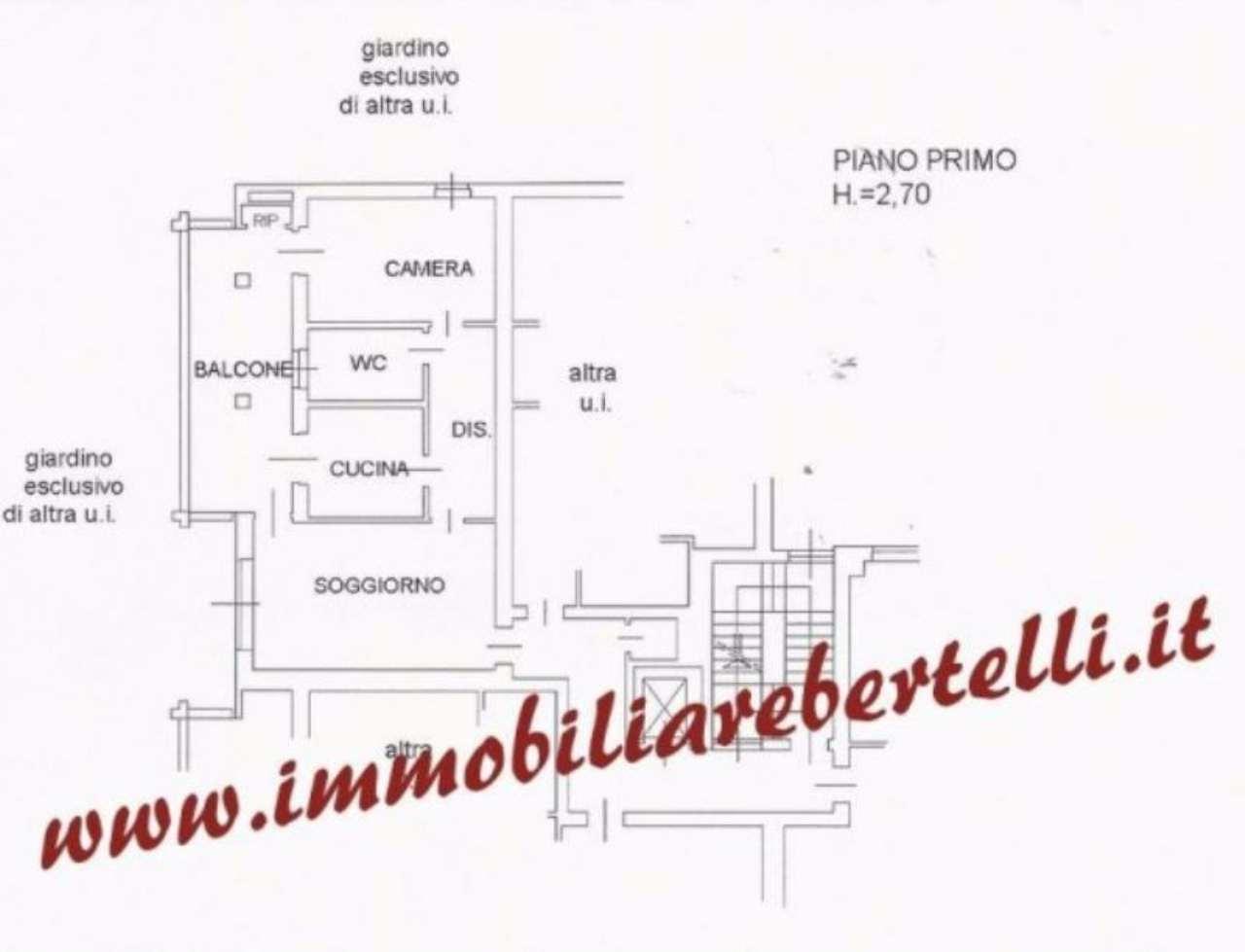 Bilocale Peschiera Borromeo Via Umbria 8
