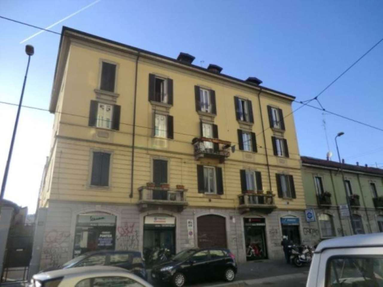 Bilocale Milano Via Giuseppe Meda 1