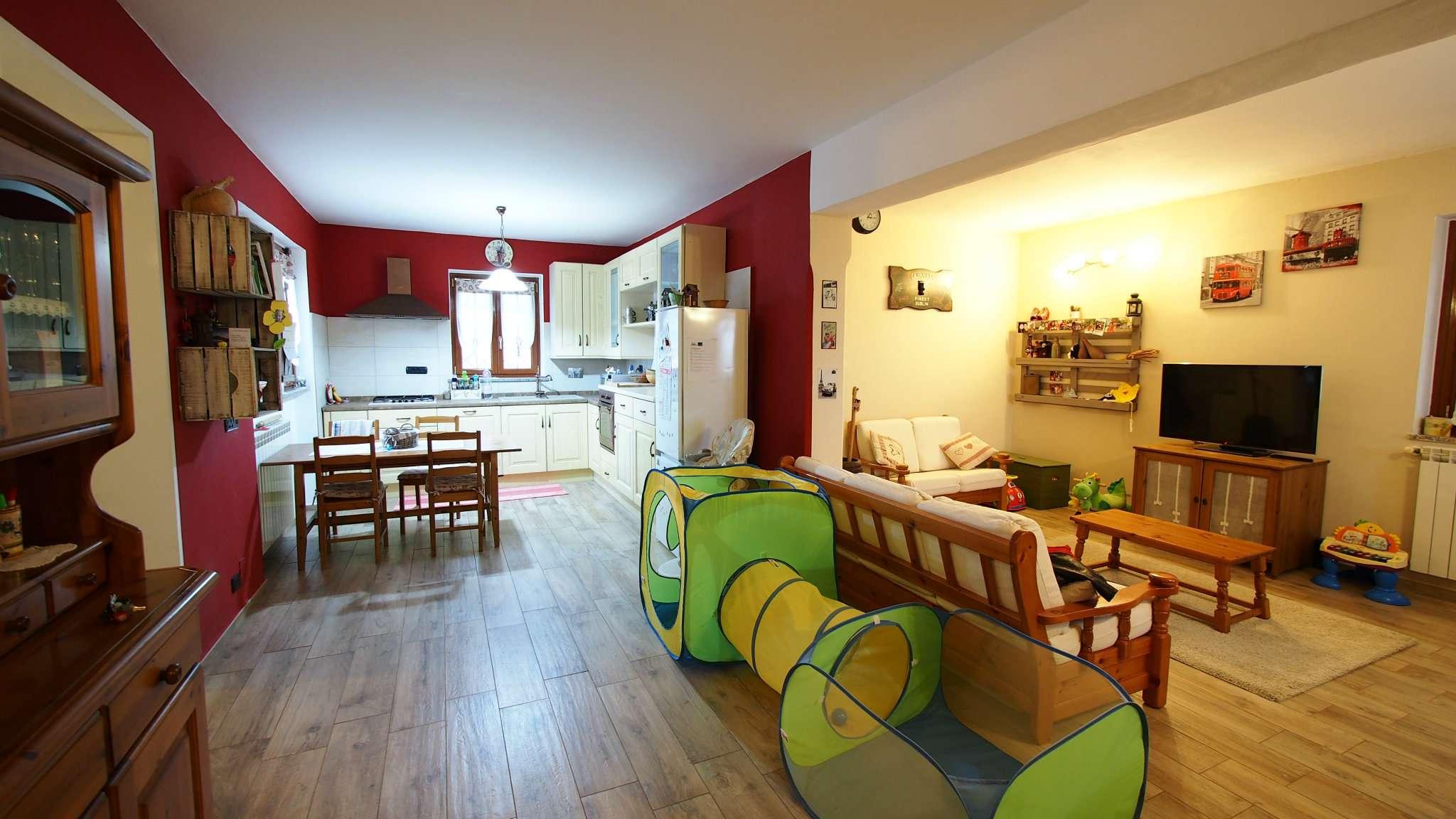 Casa indipendente in Vendita a Cantalupa: 5 locali, 120 mq