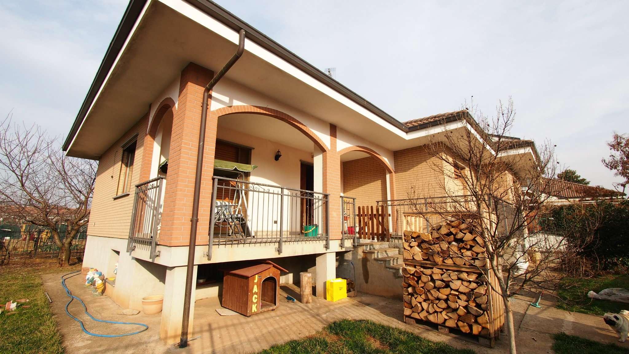 Casa indipendente in Vendita a Volvera: 5 locali, 175 mq