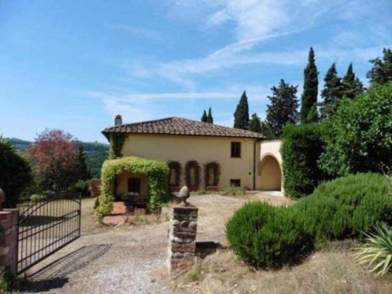 Rustico / Casale in vendita a San Casciano in Val di Pesa, 6 locali, prezzo € 880.000   Cambio Casa.it