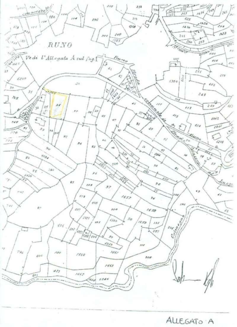 Terreno Edificabile Residenziale in vendita a Dumenza, 9999 locali, prezzo € 57.000 | Cambio Casa.it
