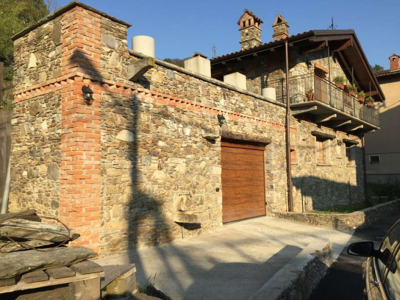 Soluzione Indipendente in vendita a Montegrino Valtravaglia, 4 locali, prezzo € 390.000 | Cambio Casa.it