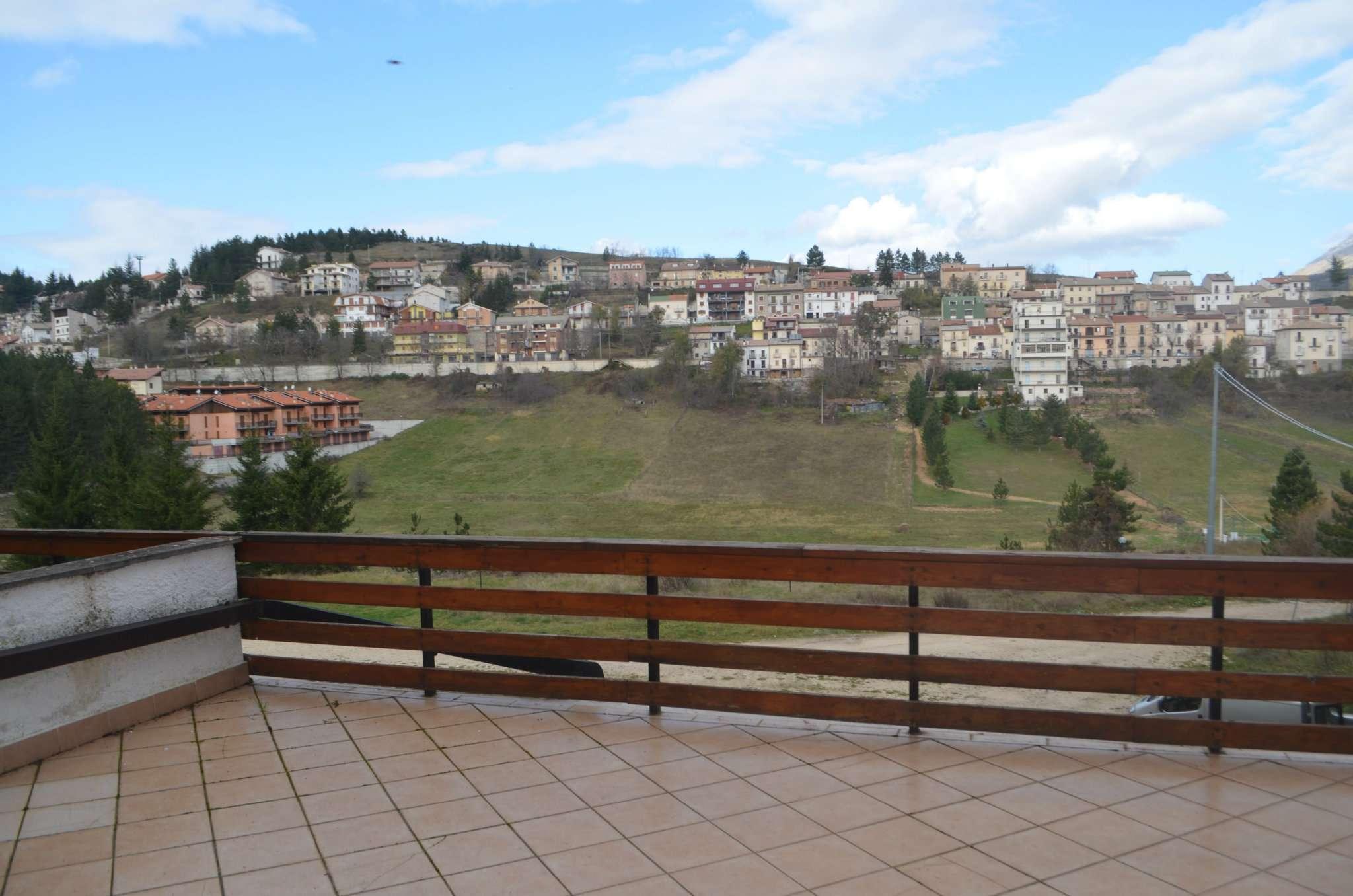 Appartamento in vendita a Campo di Giove, 3 locali, prezzo € 75.000 | Cambio Casa.it