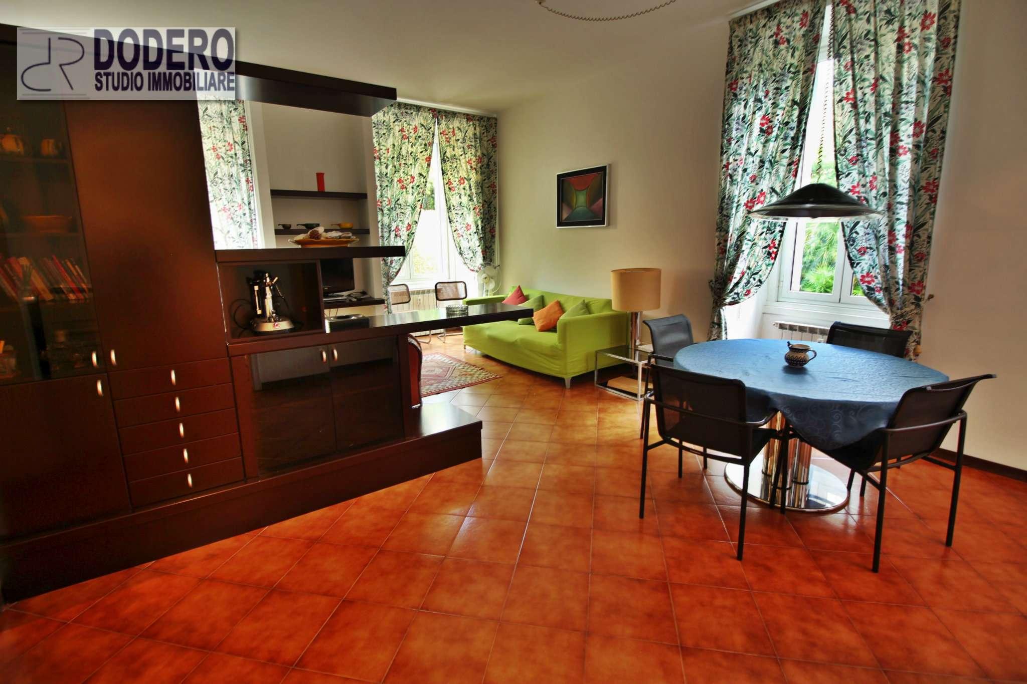 Appartamento Genova Vendita 80 Mq Riscaldamento