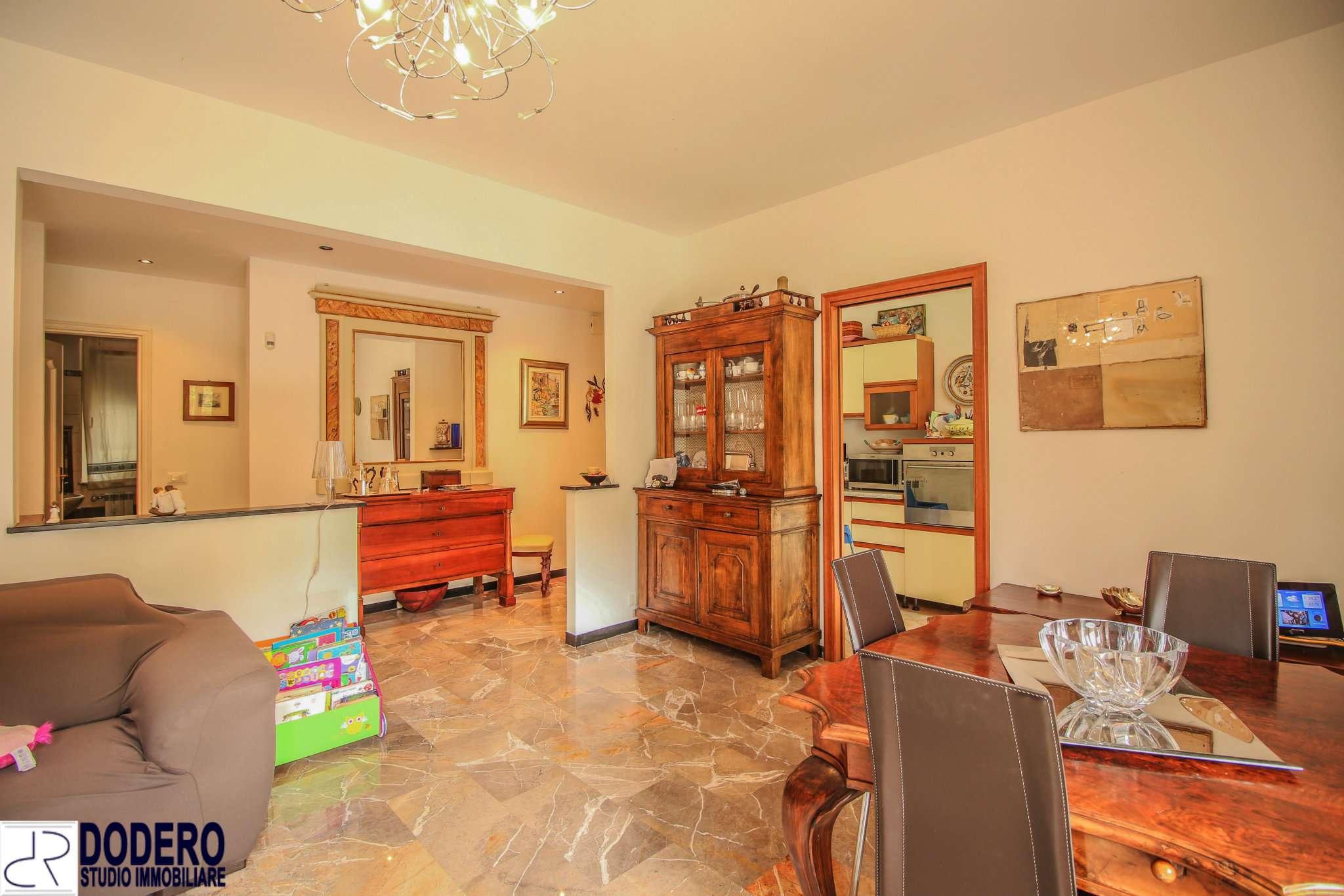 Appartamento in Vendita a Bogliasco